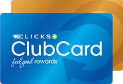 Click Club Card